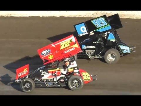 Heat Races: Bakersfield Speedway 5-13-17