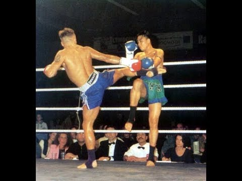 Super Muay Thai fights Holland V Thailand