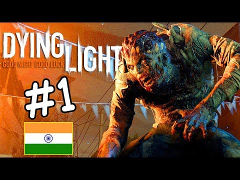 Crazy Parkour Between ZOMBIES - Dying Light (INDIA) Funny Moments  BeastBoyshub React