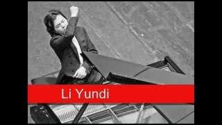 Li Yundi: Liszt - Grande Étude de Paganini No. 3,