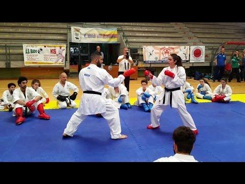 Stage di Karate con Luigi Busà (Pluricampione del Mondo)
