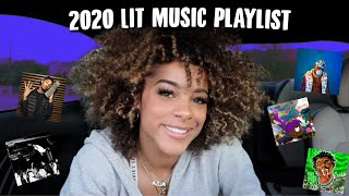Gambar cover MY 2020 LIT MUSIC PLAYLIST! | Azlia Williams