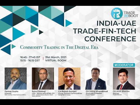 Commodity Trading in The Digital Era | A Global Shift