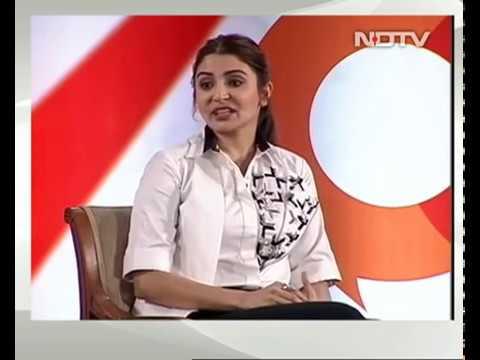 Off The Cuff With Anushka Sharma
