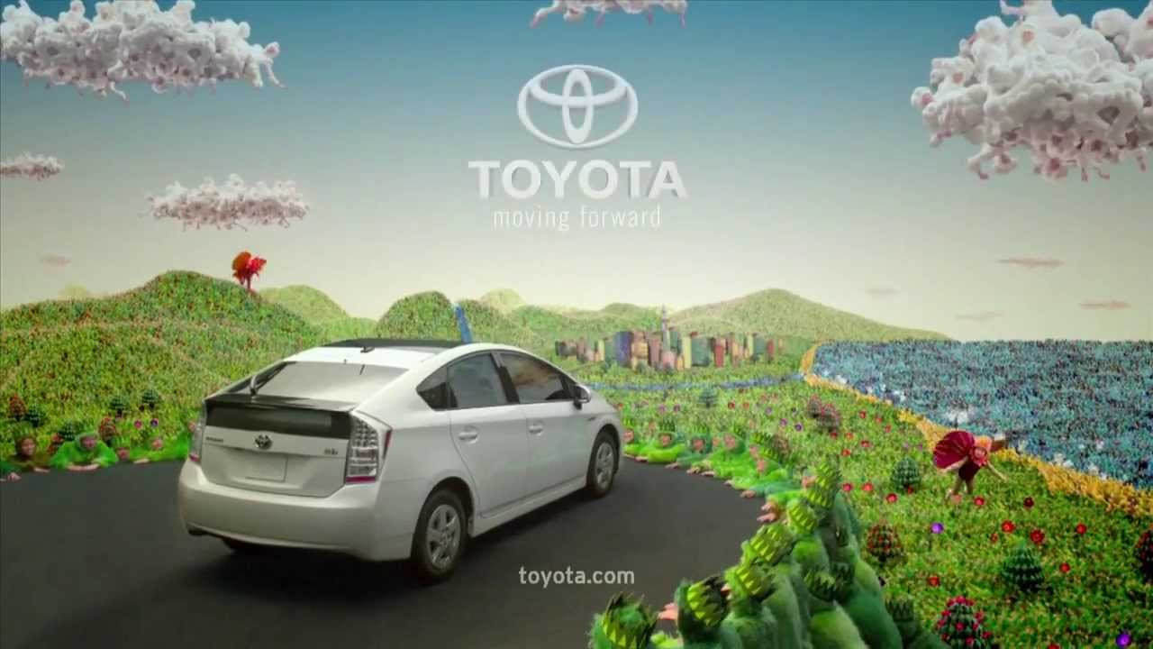 Prius Integrated Campaign - YouTube