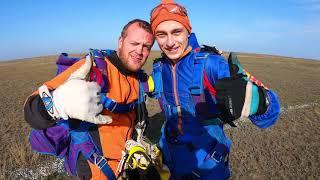 Прыжок с парашютом в тандеме Одесса / где в Одессе можно прыгнуть с парашютом VNEBO.UA™