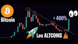 EXPLOSION HAUSSIÈRE DU BITCOIN ET DES ALTCOINS EN APPROCHE ? ALT SEASON ?! - Analyse Crypto  - 17/01
