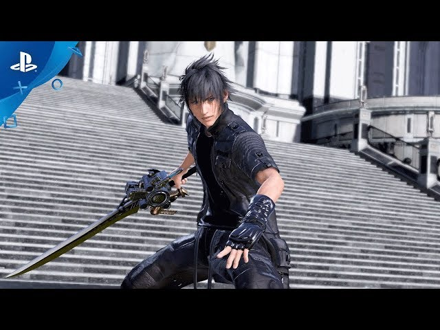 Dissidia Final Fantasy NT - Final Fantasy XV Insomnia Stage | PS4
