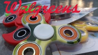 Zapętlaj Walgreens Fidget Spinner unboxing, review, and giveaway.  Fidget Spinner Giveaway. | Dylan Kowalski
