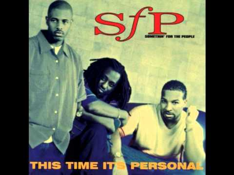 Somethin' For The People Feat. Eric Benét - Act Like You Want It