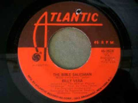 Billy Vera - The Bible Salesman (1969)