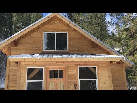 Download Youtube: Mountain Dream Home Gets INCREDIBLE Handmade Doors — this is why we call it the dream home!