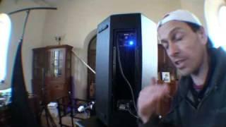 Closer look at the Gemini GVX Powered Speaker