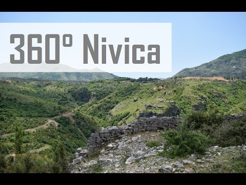 Nivica Albania 360 | VR Virtual Reality | Adventure