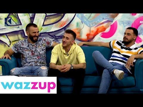 DJ DAGZ & DJ PM ft. S4MM - A E DIN [Intervista] | WAZZUP