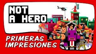 Vídeo Not a Hero