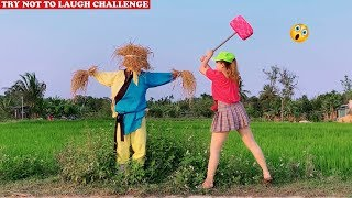 Try Not To Laugh 🤣 🤣 Top New Comedy Videos 2020 - Episode 34 | Sun Wukong