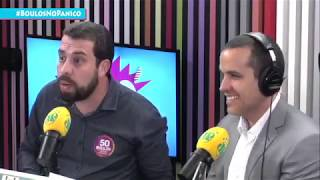 Boulos chama BOLSONARO DE BANDIDO e passa VERGONHA pânico