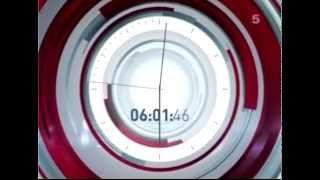 Часы 5 канала со звуком часов Россия 1