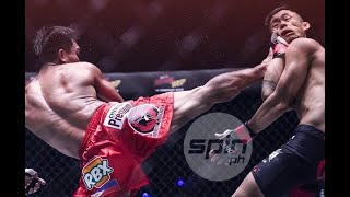 Kevin Belingon presses ONE title bid with win over Martin Nguyen