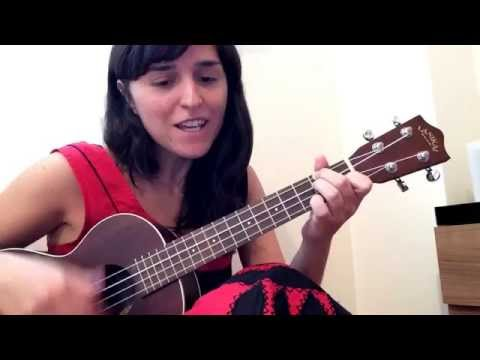 Take your love with me (the ukelele song, Sophie Madeleine) cover by derekclaptoe