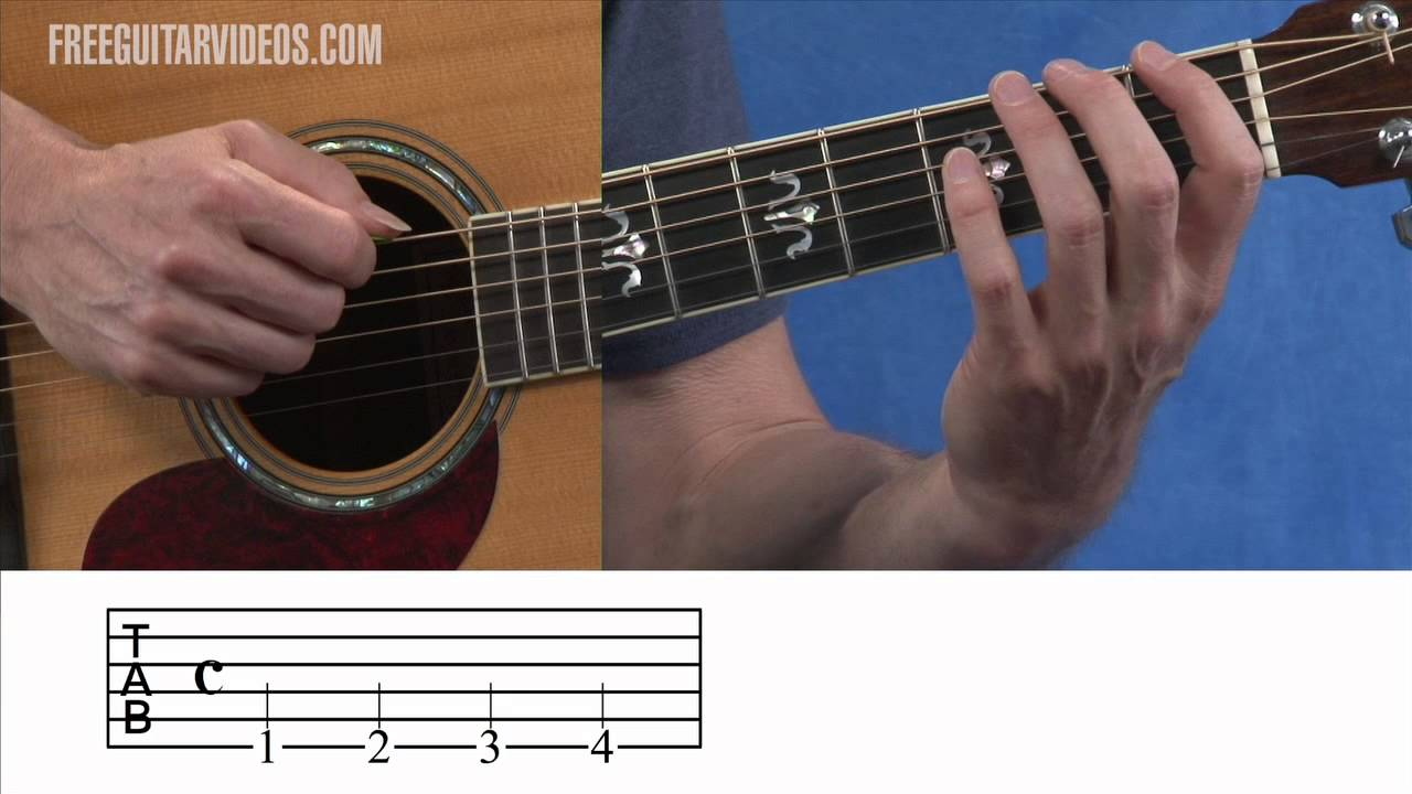 How To Read Guitar Tabs Youtube