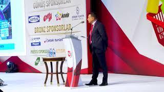 A 101 CEO'su Erhan Bostan 3. Private Label Zirvesi'nde görüşlerini bildiriyor