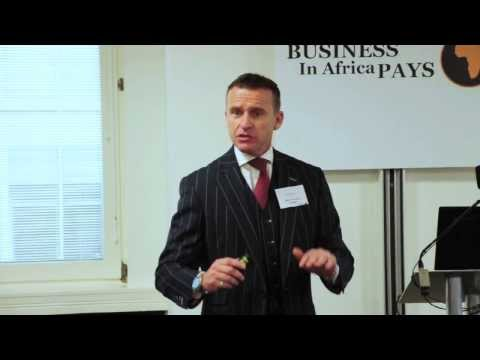 Steve Murphy   Business in Africa Pays Nigeria 2014