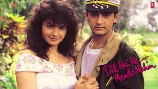 Tu Pyar Hai Kisi Aur Ka Full Song (Audio) | Dil Hai Ke Manta Nahin | Aamir Khan, Pooja Bhatt