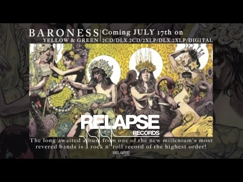 "BARONESS - ""March to the Sea"""