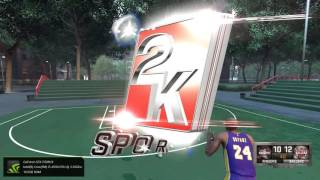 NBA 2k16 Young Kobe Vs Old Kobe