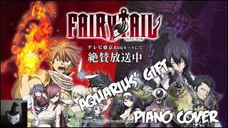 Fairy Tail - Aquarius' Gift (Piano Cover)