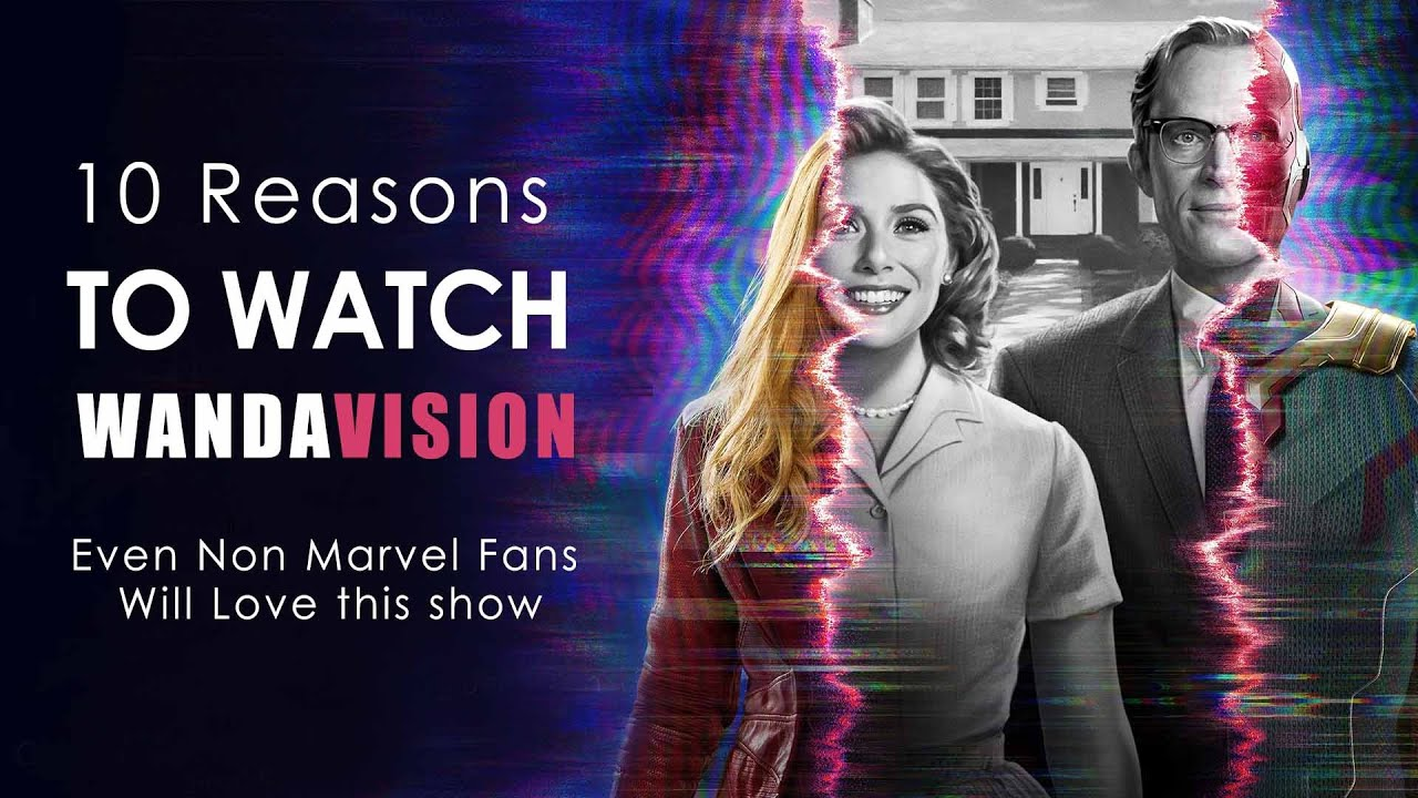 10 Reasons to watch WandaVision | Marvel Studio | High BP TV | Wanda Vision 7 | MCU