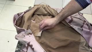 Комплект винстопер. Куртка и штаны НАТО.