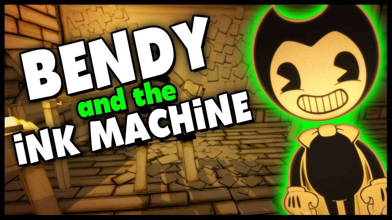 Bendy - Cartoon Horror! Hello Neighbor But Better ...