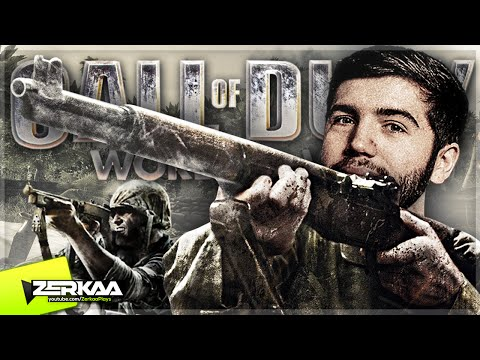 WORLD AT WAR ON XBOX ONE! (Call of Duty: World at War)