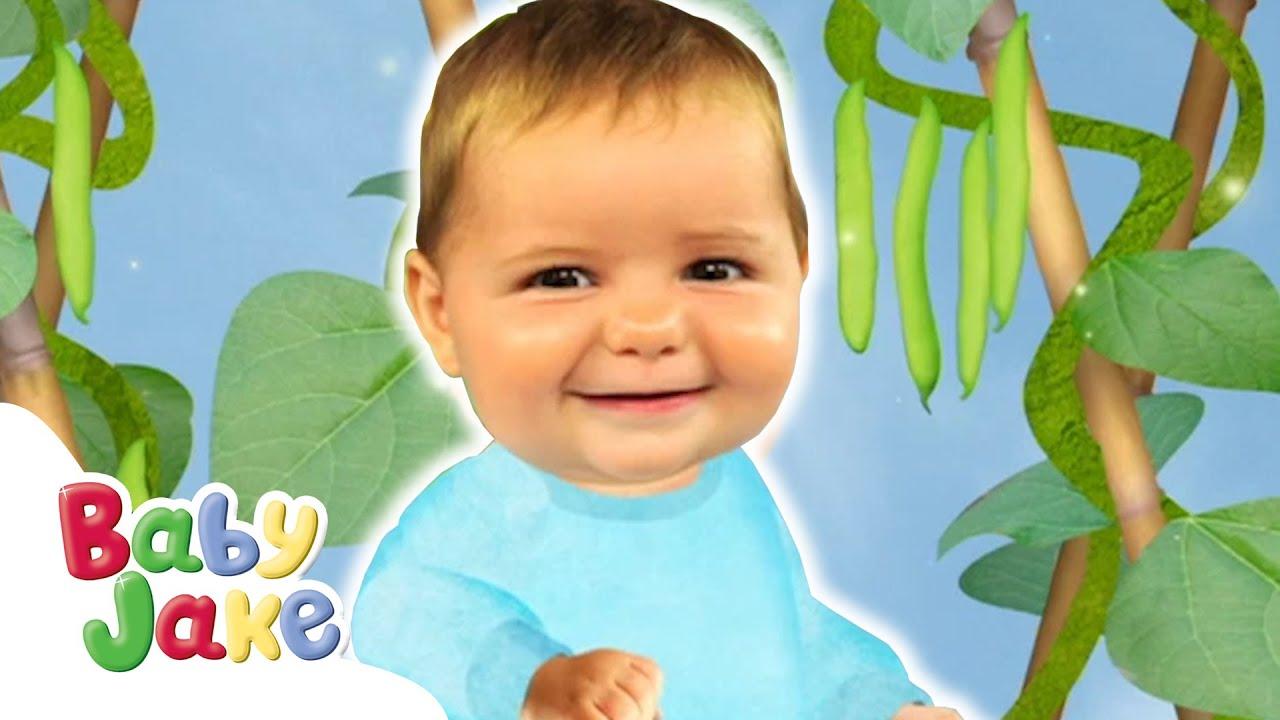 Baby Jake - Baby Jakes goes Gardening | Full Episodes ...