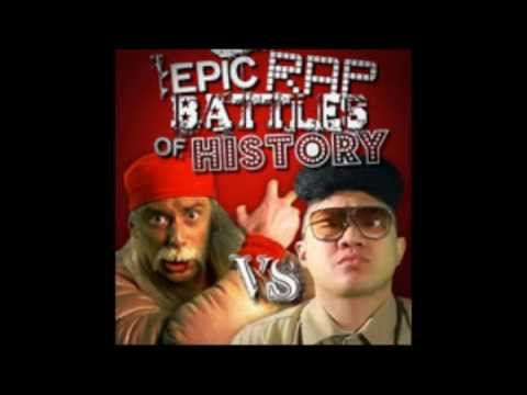 ERB Karaoke- Hulk Hogan vs. Kim Jong-Il