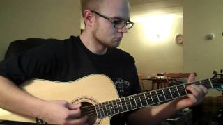"""Chop Suey"" System of a Down Acoustic Cover - AkewsticRockR/Acoustic Rocker"