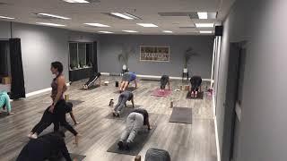 Yoga Shred - November 19, 2020