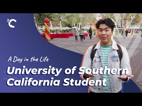 A Day In The Life: USC Student