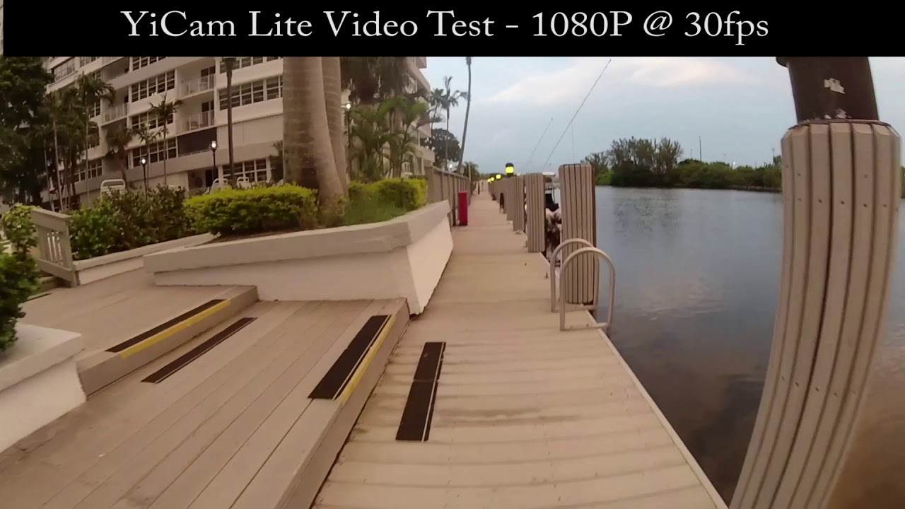 Yi Lite Sports Action Camera - Full Review and Benchmarks