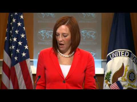 Daily Press Briefing: January 9, 2014