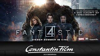 Fantastic four - offizieller trailer