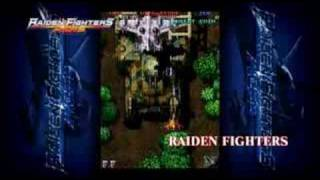 XBOX360 「RAIDEN FIGHTERS ACES」