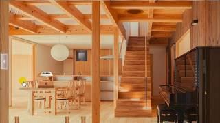 Wooden Guest House Escape video walkthrough