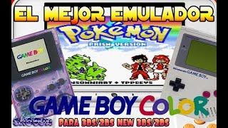 Tutorial El mejor emulador de Gameboy y Gameboy Color GB/GBC para 3DS