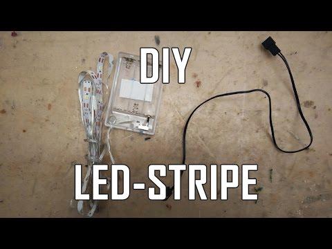 DIY - LED-Stripe selber bauen! [German]