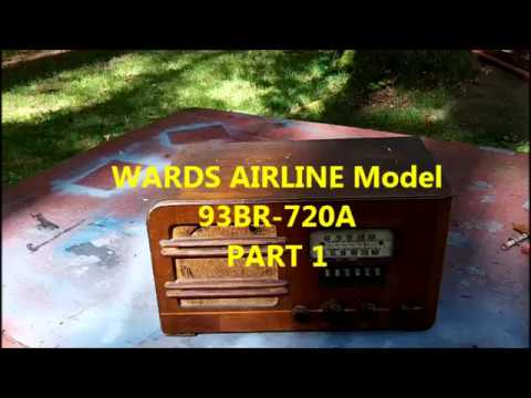 WARDS AIRLINE 93BR-720A PART 1