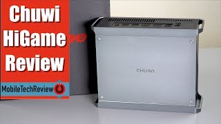 "Chuwi HiGame Mini PC Review - Powerful PC in a 6"" Box"